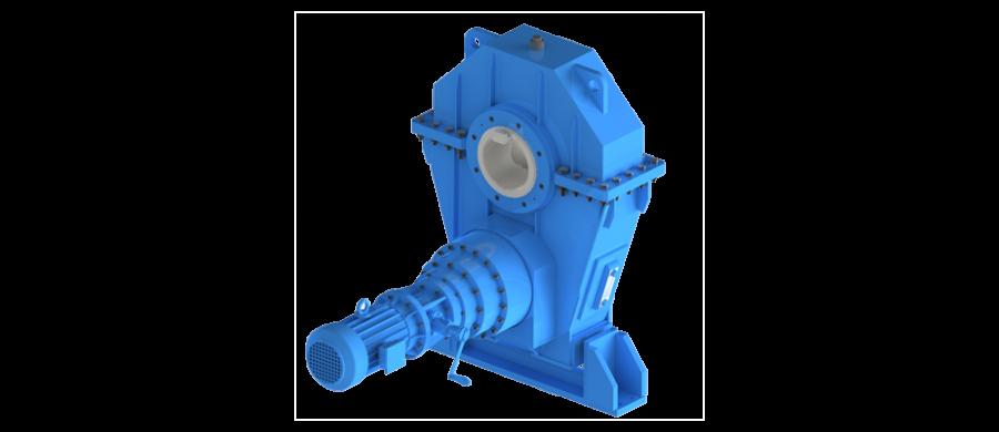 Gear-motor-m4-type,horizontal-shaft-mounting